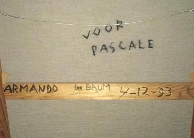 Voor Pascale